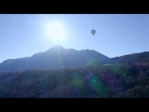 Montgolfière Champsaur-Valgaudemar Hautes-Alpes
