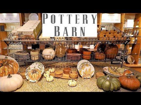 Pottery Barn Fall Decor Halloween Decorations Thanksgiving