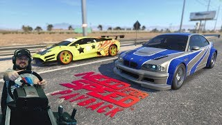 Легендарная BMW M3 E46 Most Wanted Edition🔥Need for Speed: Payback