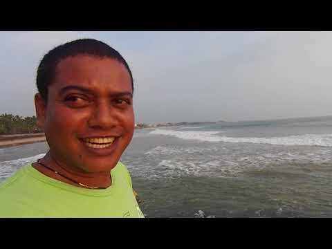 Sri Lanka Fishing hard way in Indian Ocean - not like tourists