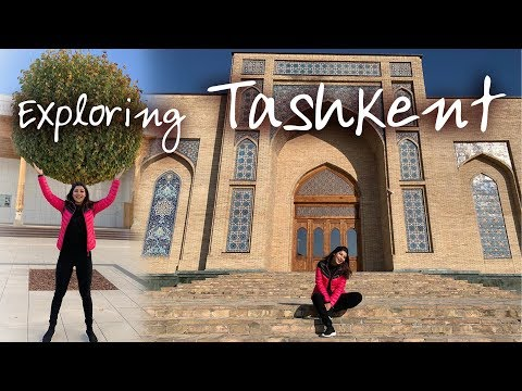 Exploring Tashkent, Uzbekistan | Debina Decodes | Travel Ep 09