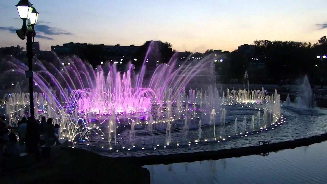 Картинки по запросу Светомузыкальный фонтан в парке Царицыно