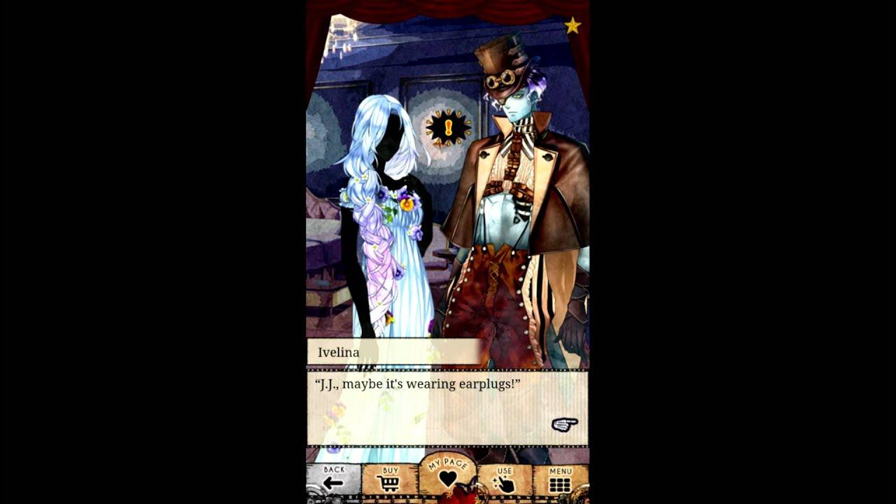 shall we date?niflheim j.j. halloween night part 5 - youtube