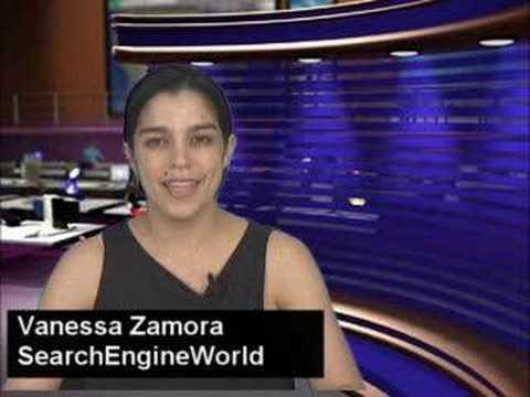 SearchEngineUpdate with Vanessa Zamora - 04-25-2008