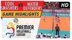 Cool Smashers vs Water Defenders | Game Highlights | PVL Semifinals | June 6, 2017