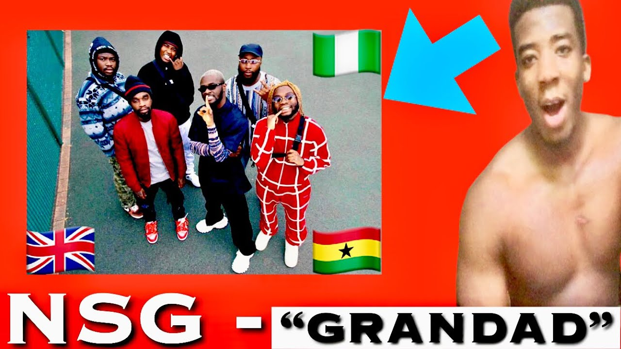 BEST GROUP ? IN THE UK ?? | NSG - GRANDAD (MUSIC VIDEO) DillzTV REACTION ‼️