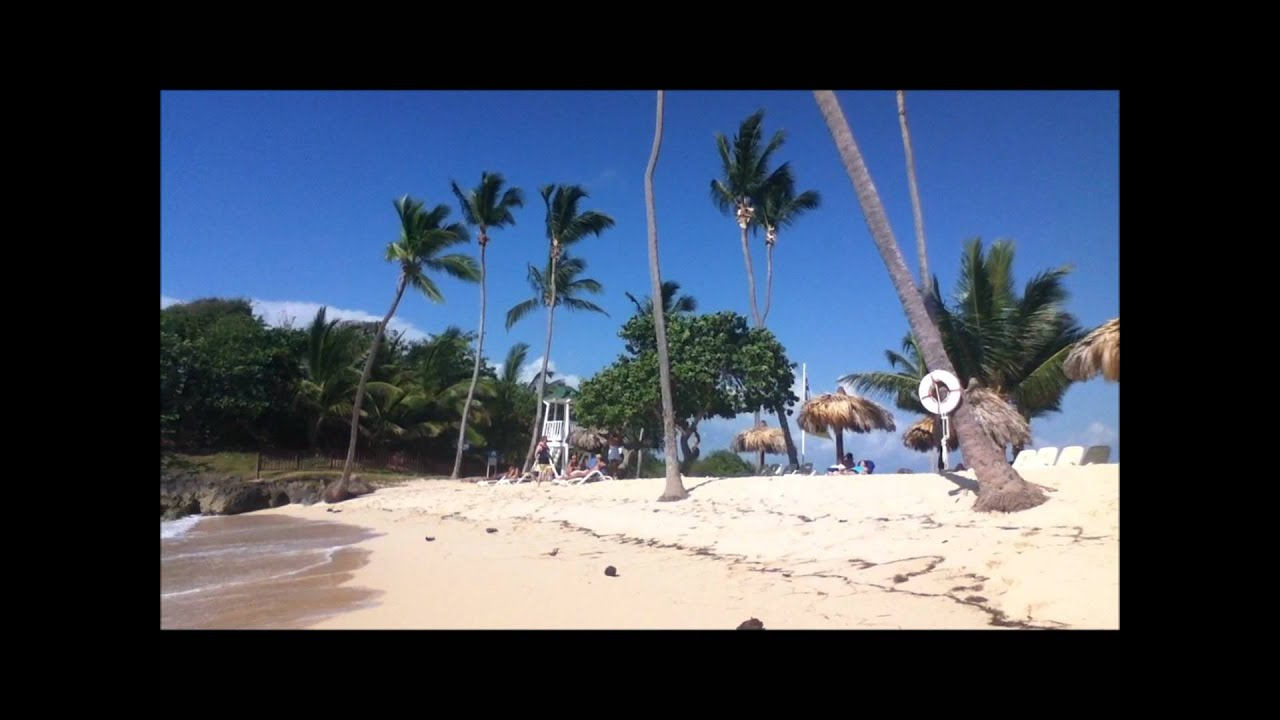 Bacardi Insel Dom Rep Karte.Der Privatstrand Auf Der Bacardi Insel