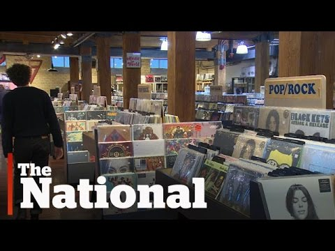 Expanding the market for vinyl across Canada Mp3