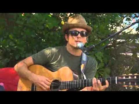 Jason Mraz - The Dynamo of Volition -Acoustic Performance HD