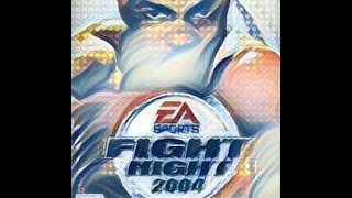 Fight Night 2004 [2016] 1 Hour+ Game Play As Toney 4 Fights