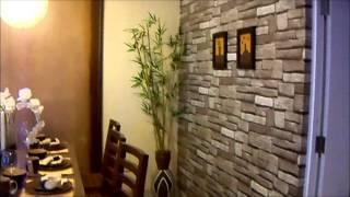 Interior Rumah Minimalis Ruang Keluarga Dapur