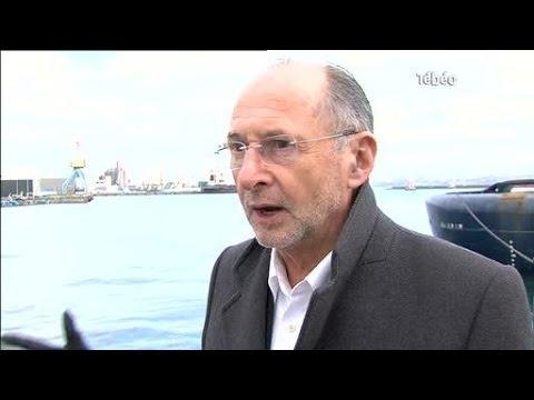 Brest. Vieux Navires : Destruction Absolue