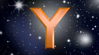 ABC - Space lernen Deutsch Alphabet für Kinder und Kleinkinder Kinderlied