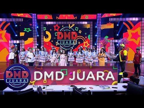 Asyiknya Goyang Bareng Bersama JKT48 - DMD Juara (18/9)