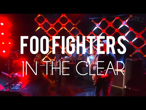 Foo Fighters - In The Clear (Lyrics - Subtitulado Esp)