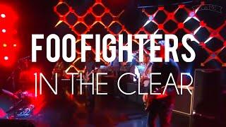 Foo Fighters - In The Clear (Lyrics - Subtitulado Esp)
