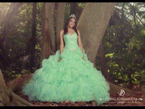 Detras De Camaras - Sesion de Fotos: Mayelin Tejeda (15 Años) / JD INC FOTOGRAFIA
