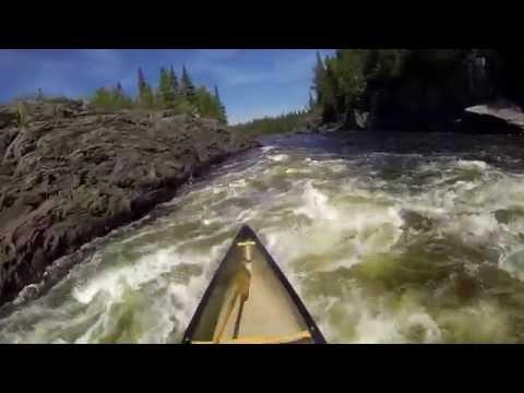 Missinaibi River - Pond Falls Rapids