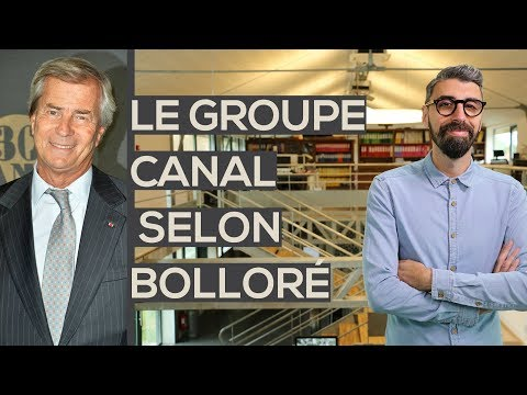 Comment Bolloré a échoué à réorganiser le groupe Canal ? PDM#1