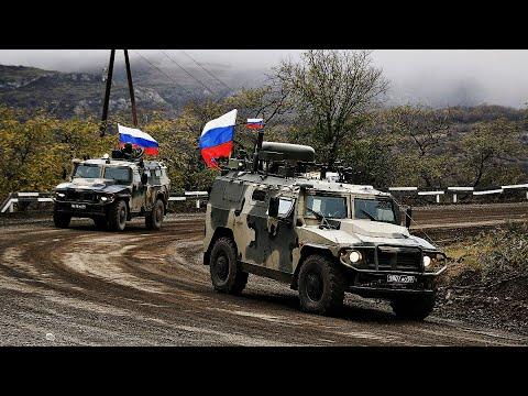 Пару минут назад! Войска – разбежались, миротворцы отступили: нет армянской армии. Алиев в ударе