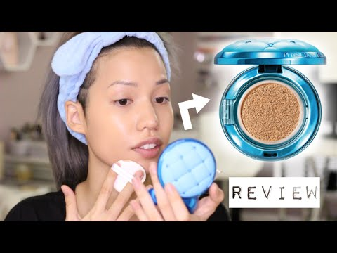 Brand New Physician Formula Cushion Foundation Review