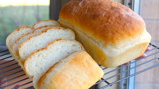 Homemade Bread - SUPER Easy and Delicious!