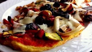 Ep. 28 - Pizza del cavolo! Cauliflower pizza!