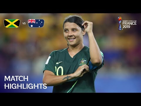 Jamaica v Australia - FIFA Women's World Cup France 2019™