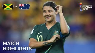 Download Jamaica v Australia - FIFA Women's World Cup France 2019™ Mp3 and Videos