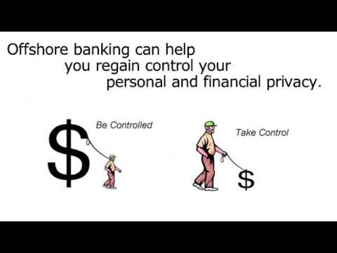 Offshore banking - know more about it.