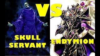 Real Life Yugioh - SKULL SERVANT vs ENDYMION | June 2017 Scrub League