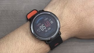 Smartwatch de CERAMICA, BARATO y de buenas prestaciones, me ha gustado!!