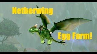 Netherwing Egg Farming!