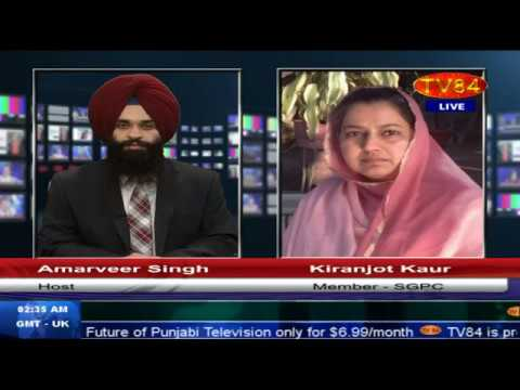 Is India targeting Sikhs in this whole Trudeau controversy over Khalistan ? - Kiranjot Kaur (SGPC)