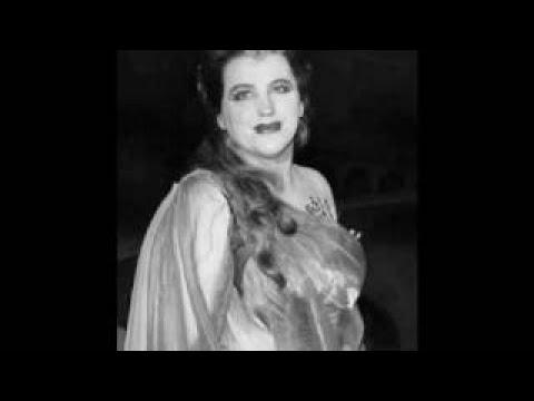 Joan Hammond, O Silver Moon Rusalka - The Best Documentary Ever