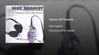 Voices Off Camera