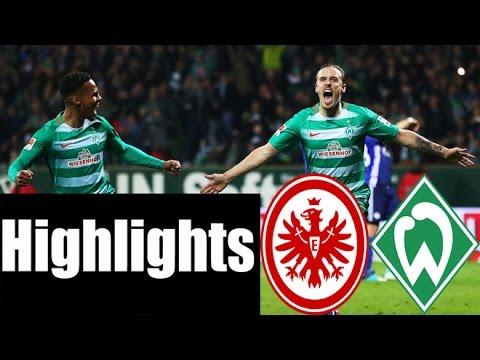 bremen frankfurt highlights