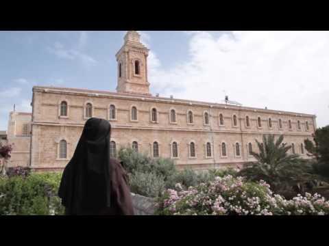 Le Carmel du Pater Noster à Jérusalem