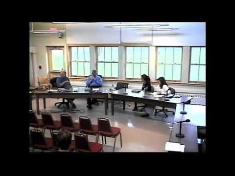 Southampton Select Board Meeting 05/07/13