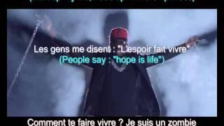 Maitre Gims - Zombie - Français Anglais - Très belle traduction - Nice translation
