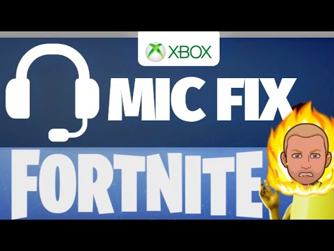 Fortnite Chapter 2 Game Chat Fix For Xbox One (After Update Fix)