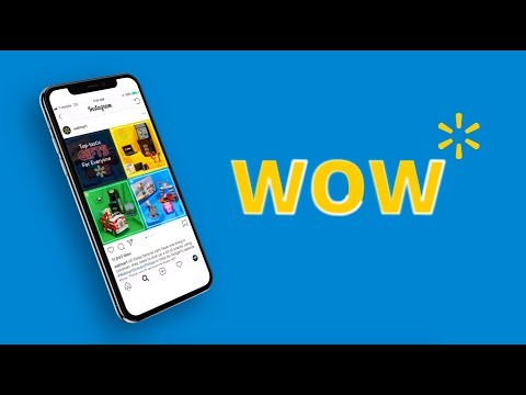 Walmart // WOW Paid Social Campaign Case Study