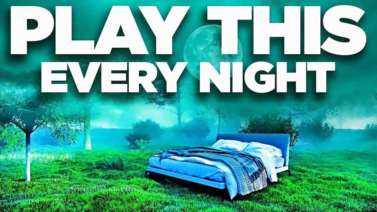 Anointed Peaceful Prayers for Sleep | Bible Sleep Talkdown