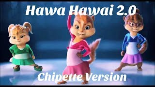 Hawa Hawai 2.0 | Animated Song | Chipette Version | Tumhari Sulu