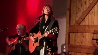 """Carrie Newcomer, """"If Not Now"""" with Ian Melrose and Urs Fuchs"""