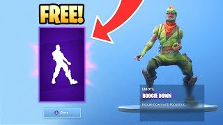 How to Unlock BOOGIE DOWN Emote for FREE in Fortnite Battle Royale