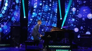 A Blind Teen Piano Prodigy Performs!