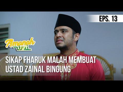 AMANAH WALI 3 - Sikap Fharuk Malah Membuat Ustad Zainal Bingung [14 Mei 2019]