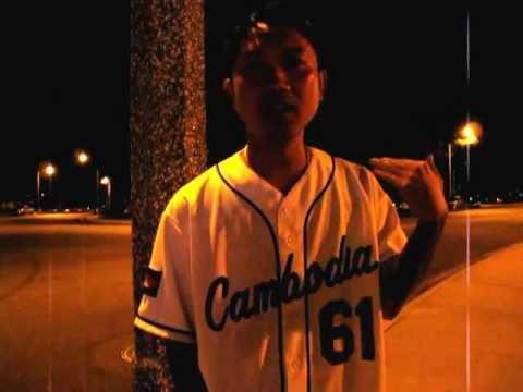 "Lyrical outtake from rap artist ""praCh Ly"" in Long Beach, California"