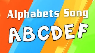 Alphabet Songs | ABC Songs for Children - 3D Animation Learning ABC Nursery Rhymes